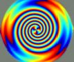 Quantum Simulation of Rainbow Gravity