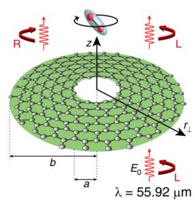 Multipolar terahertz spectroscopy by graphene plasmons