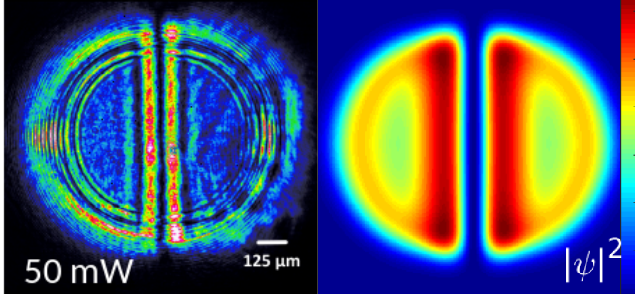 Irreversible quantum mechanics and shock waves in highly nonlinear materials